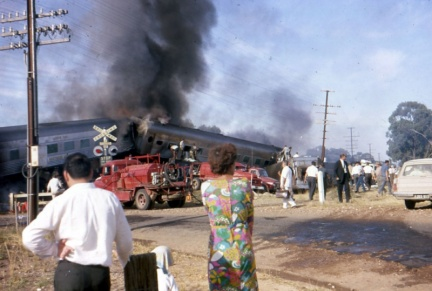 Crash of Southern Aurora 7 February 1969