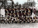 Violet Town Football Club 1952