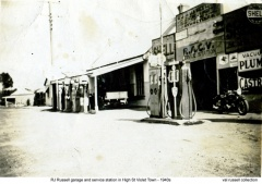 Service Station and Garage