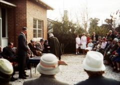 Violet Town Bush Nursing Hospital opening