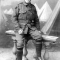 Oscar James WW1