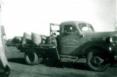 First Dodge truck, Caniambo West