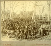 Caniambo Coursing Club Meet at Mr H. Grattan's, Gowangardie. 22nd July, 1896