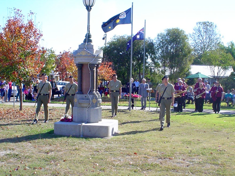 Anzac Day 2006