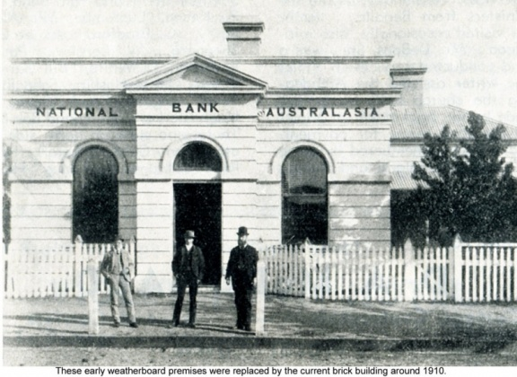 National Bank of Australasia