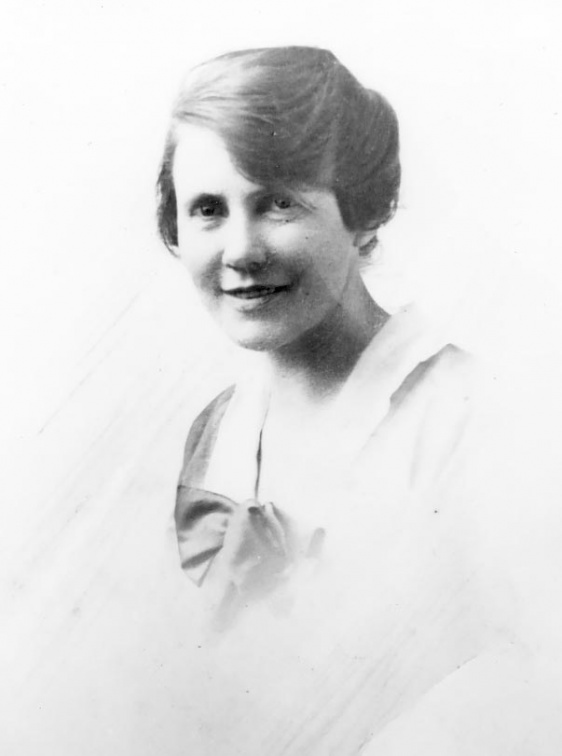 Staff Nurse Frances Lillian Mackay