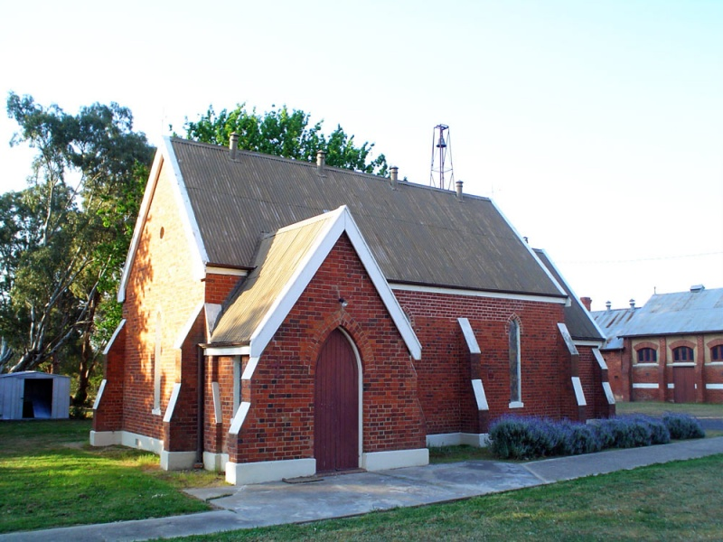 St Dunstan's Anglican Church